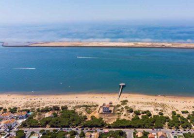 Playa Casa del Vigía Mazagón