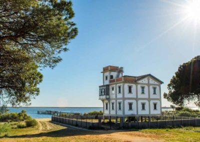 Casa del vigía Mazagón