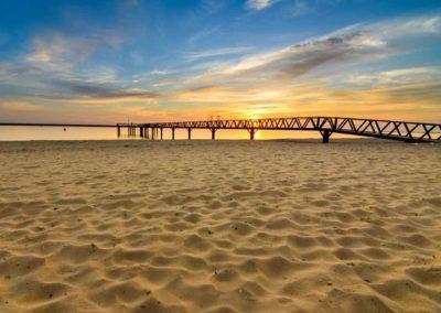 Puente del Vigía Mazagón
