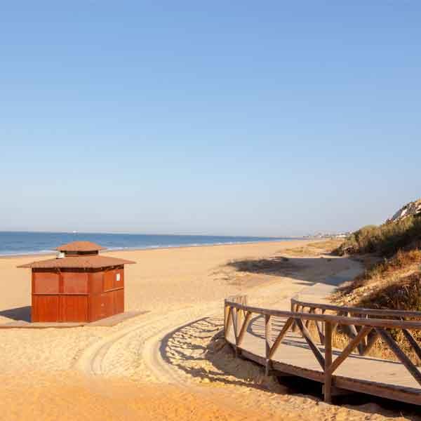 Playas de Mazagón